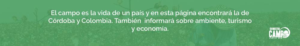 Bienvenido a www.ennuestrocampo.co