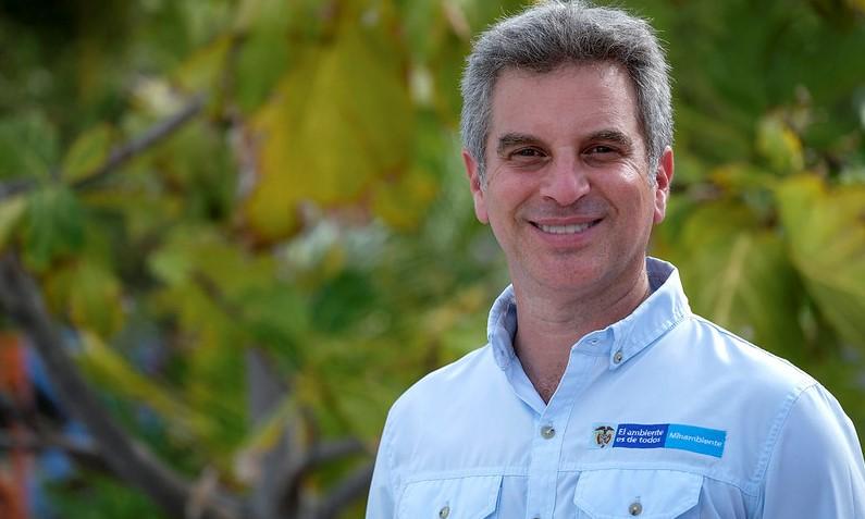 Carlos Eduardo Correa. Ministro de Ambiente y Desarrollo Sostenible._ (2)